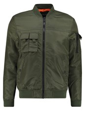 Your Turn Bomber Jacket Khaki