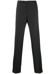 Canali Slim Fit Tailored Trousers 60