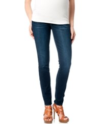 A Pea In The Pod Maternity Secret Fit Belly Skinny Jeans Delray Wash
