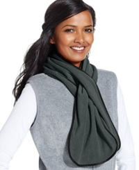 Style And Co. Fleece Oblong Scarf Only At Macy's Flannel