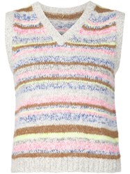 Dosa Knitted Tank Top Multicolour