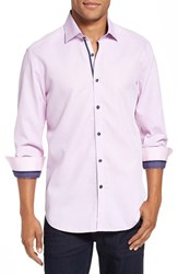 Stone Rose Men's Big And Tall Waffle Texture Sport Shirt