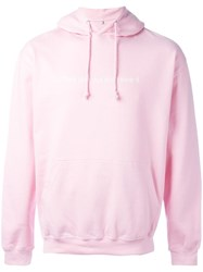 F.A.M.T. 'Think Pink But Don't Wear It' Hoodie Pink Purple