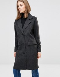 Minimum Monique Coat 2146826246 Grey
