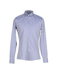 Ungaro Shirts Shirts Men Blue