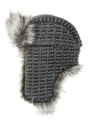 Opus Anje Hat Soft Grey Light Grey