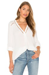 Heartloom Holly Top White
