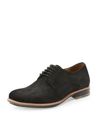 Joe's Jeans Joe's Scapa Textured Suede Oxford Black