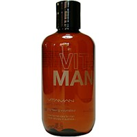 Vitaman Men's Volumizing Shampoo No Color
