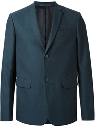 Valentino Classic Dinner Suit Blue