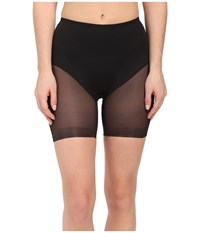 Miraclesuit Sheer Derriere Lift Boyshorts Black Women's Underwear