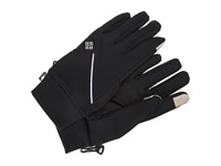 Columbia Women's Trail Summit Running Glove Black Extreme Cold Weather Gloves