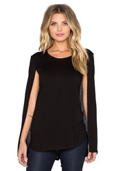 Bcbgmaxazria Vinessa Top Black