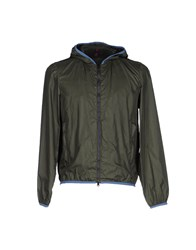 Cochrane Jackets Dark Green