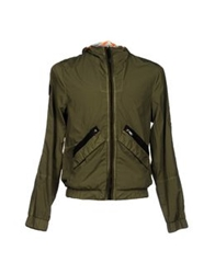 Fred Mello Jackets Military Green