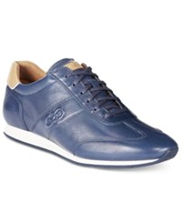 Cole Haan Trafton Vintage Trainer Sneakers Women's Shoes Blue