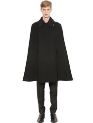 Givenchy Wool Blend Cloth Cape