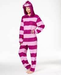 Briefly Stated Cheshire Cat Hooded Jumpsuit