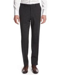 Bar Iii Dark Charcoal Slim Fit Pants