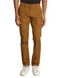 Carhartt Sid Dark Beige Fitted Chinos