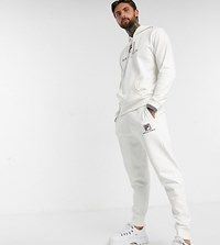 Fila Deno Essential Jogger In Cream Exclusive At Asos
