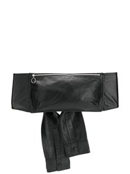 Kara Obi Belt Bag Black
