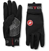 Castelli Catelli Lightne Microuede Trimmed Thermoflex Glove Black