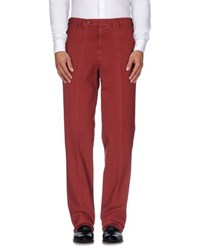 Rotasport Trousers Casual Trousers Men Maroon