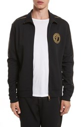 Versace 'S Collection Track Jacket Black