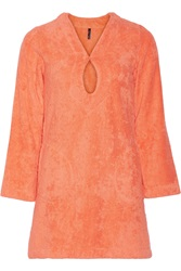 Lisa Marie Fernandez Cotton Terry Beach Tunic
