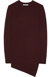 Alexander Wang Asymmetric Wool Tunic