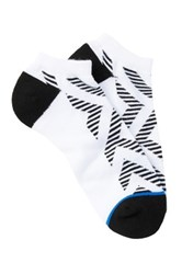 Adidas Neo No Show Socks Men White