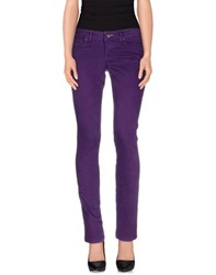Volcom Denim Denim Trousers Women