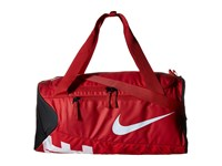Nike New Duffel Small Gym Red Black White Duffel Bags