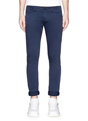 Denham Jeans 'Razor Psc' Slim Fit Pants Blue