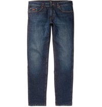 Hugo Boss Delaware Slim Fit Stretch Denim Jeans Blue