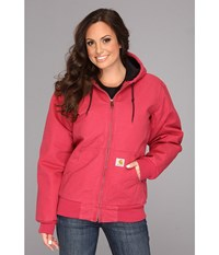 Carhartt Sandstone Active Jacket Crab Apple Women's Coat Pink