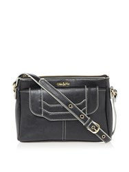 Ollie And Nic Erin Medium Crossbody Bag Black