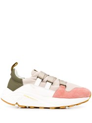 Closed Spicy Colour Blocked Sneakers Neutrals