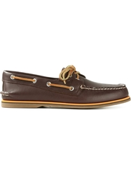 Sperry Top Sider Classic Deck Shoes Brown