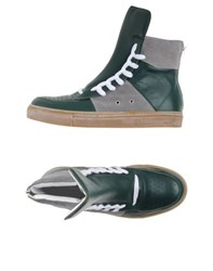 Kris Van Assche Krisvanassche Footwear High Tops And Trainers Men