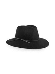 Reiss Ava Wool Trilby Black