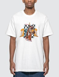 Alltimers Giddy Up T Shirt White
