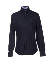 Pirelli Pzero Shirts Shirts Men Dark Blue