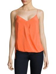 Bailey 44 Faux Wrap Tank Top Flaming Sun