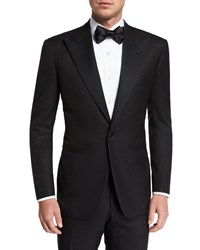 Stefano Ricci Wool Two Piece Tuxedo Black