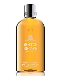 Molton Brown Vetiver And Grapefruit Bath And Shower Gel 10 Oz. 300 Ml