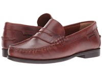 Sebago Plaza Ii Brown Oiled Waxy Leather Women's Shoes