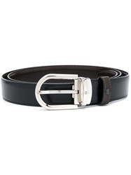 Montblanc Buckle Belt Black