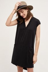 Anthropologie Lola Cocoon Tunic Black